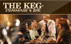 Where To Buy The Keg Gift Cards - buy the keg steakhouse bar gift cards raise