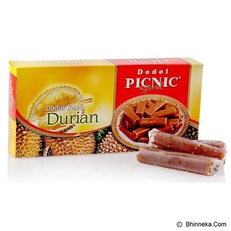 Dodol Asli Garut Merek Picnic 500 Gram Dodol Picnic Asli Garut 500gr jual picnic dodol rasa durian 200gr dp201 murah