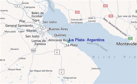 la plata argentina map la plata argentina tide station location guide