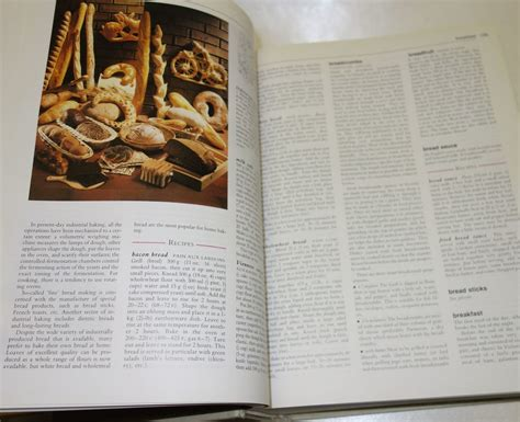Larousse Gastronomique The New American Edition Of The