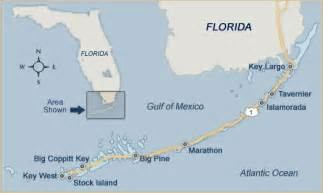 Map Of Florida Keys by Map Florida Keys Images