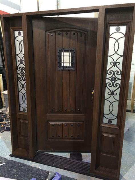 woodgrain exterior doors front entry doors fiberglass