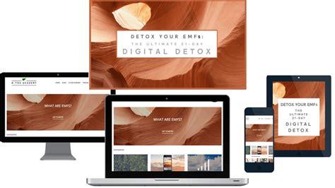 Best Spot Digital Detox by Detox Your Emfs The Ultimate 21 Day Digital Detox