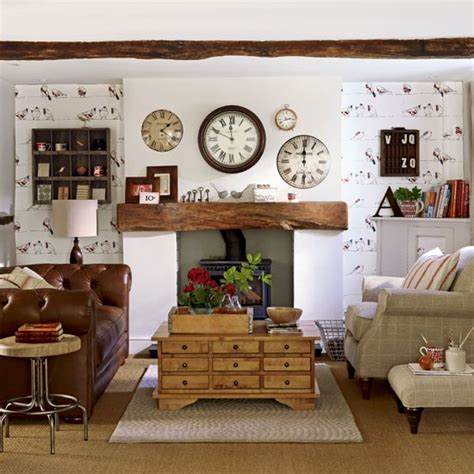 Living Room Decorating Ideas With Country Living Room Decorating Ideas Homeideasblog