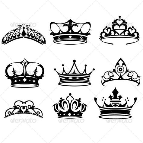 prince crown tattoo designs 20 best crown designs