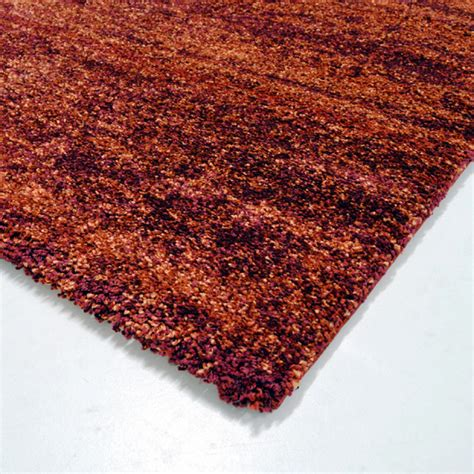 tappeto shaggy rosso honolulu tappeto shaggy pelo corto m2 rosso top