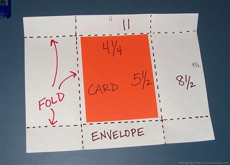 How To Make An Envelope From A Sheet Of Paper - envelopes here s how to make an envelope for a