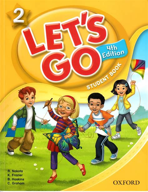 Lets S Go let s go 1 student book 4th edition resources for