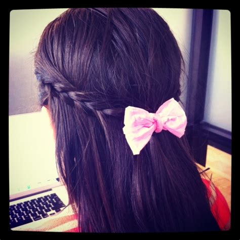 braided hairstyles bow braided pullbacks with bow hairstyles hair braids bows
