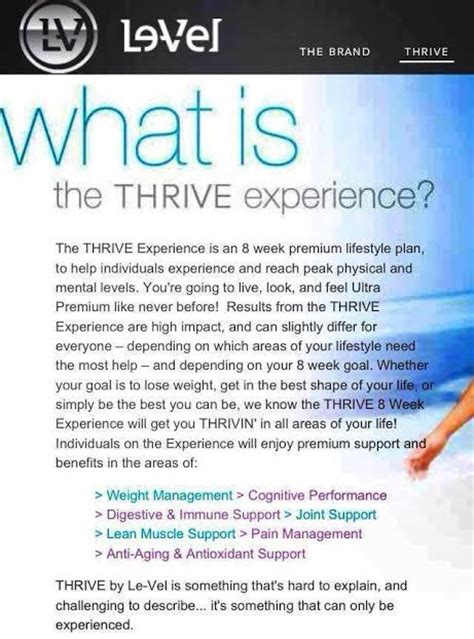 Thrive Level | what makes this mom thrive local mom scoop