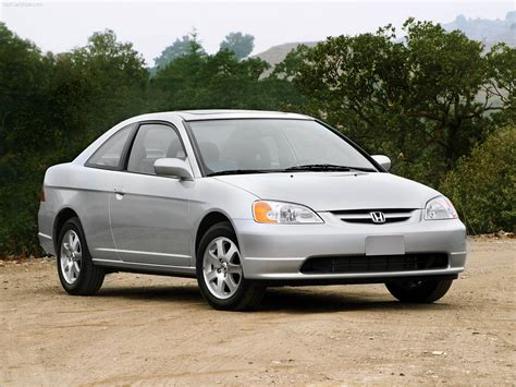 2003 Honda Civic Coupe by Honda Civic Coupe 2003