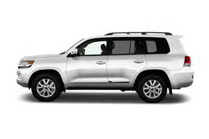 Toyota Land Cruser 2016 Toyota Land Cruiser Reviews And Rating Motor Trend