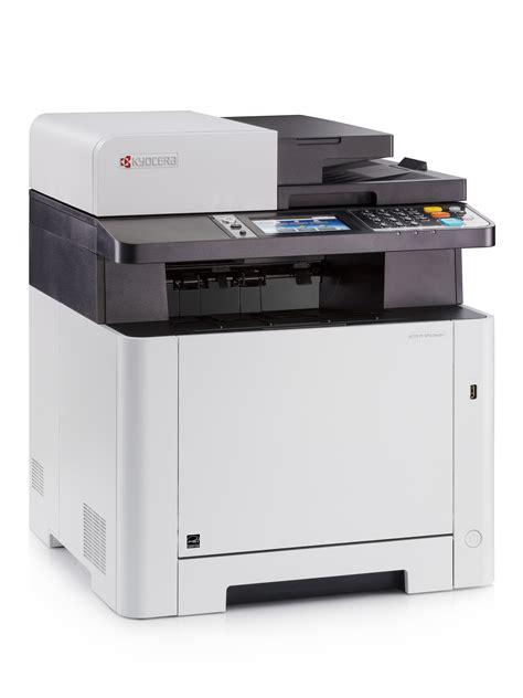 Printer Laser Multifunction Kyocera Ecosys M5526cdn A4 Colour Multifunction Laser Printer 1102r83nl0 Printerbase Co Uk