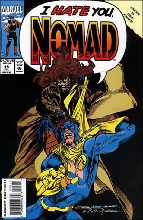 nomad marvel nomad 15 a jul 1993 comic book by marvel