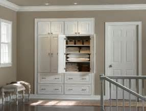Hallway Closet Door Ideas by Hallway Closet Minneapolis By Mid Continent Cabinetry