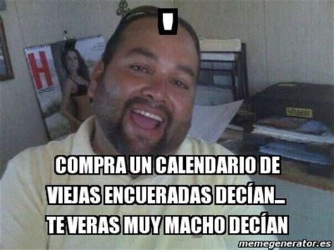 imagenes memes viejas meme personalizado compra un calendario de viejas