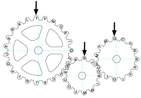 printable clock gears best photos of template of gears free wood gear template