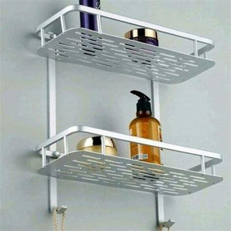 Despenser Sabun Tempat Sabun Alat Mandi 36 model rak kamar mandi minimalis kecil tempat sabun
