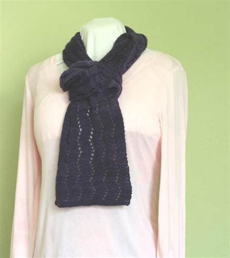 learn how to knit a scarf learn to knit lace lace scarf knitting patterns and
