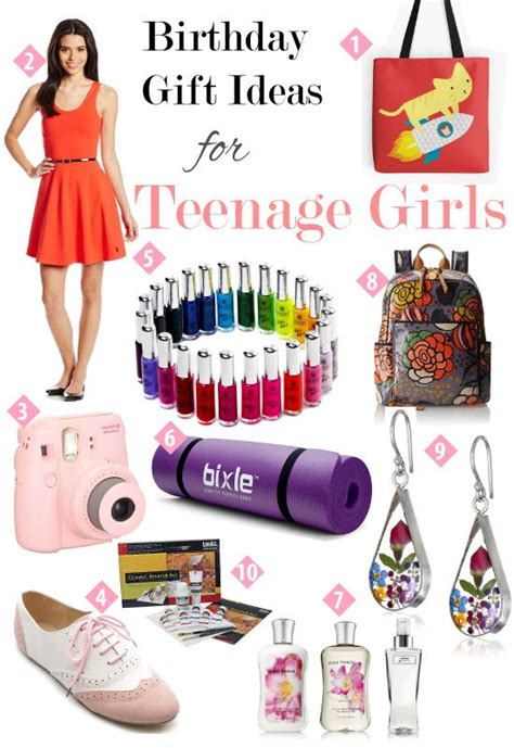 birthday themes teenage girl birthday gift guide for teen girls canvas tote bags