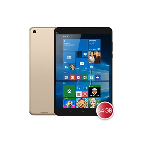 Tablet Windows Xiaomi buy xiaomi mi pad 2 windows 10 64gb gold mi pad 2