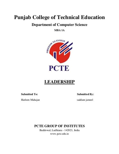 advanced resume format pcte assignment cover page sample 1