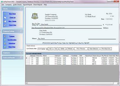 free full version payroll software download ezpaycheck payroll software 2018 full setup free