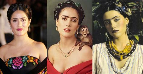 Frida Kahlo Hairstyle by Inspired By Frida Fs Gossips