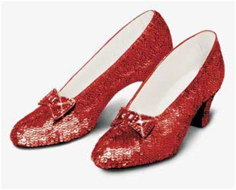 wizard of oz slippers top 10 most expensive shoes in the world most costly