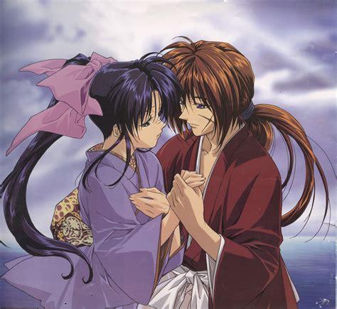 film anime terbaik movie samurai x rurouni kenshin living with all my might