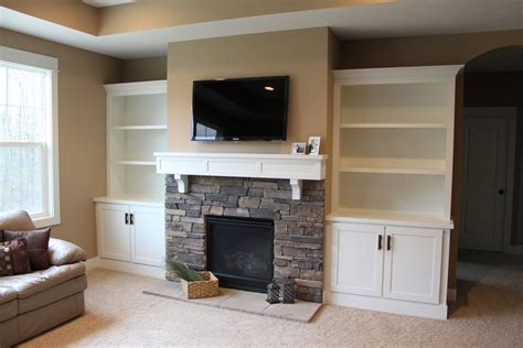 Built In Wall Units With Fireplace by Wall Units Extraordinary Fireplace Built In Cabinets