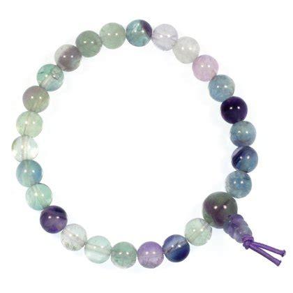power bead bracelets fluorite power bead bracelet