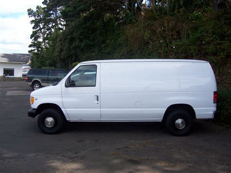 Ford E250 by Ford E 250 Photos Informations Articles Bestcarmag