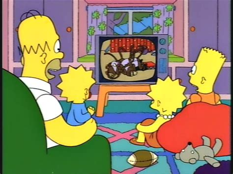 Rumpus Room Simpsons by This Is The Simpsons Rumpus Room Its Found At The Rear Of