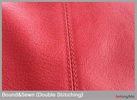 upholstery stitch types types of leather stitches pictures to pin on pinterest