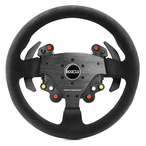 volante f1 pc thrustmaster rally wheel add on sparco r383 mod volant