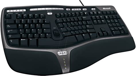 Keyboard Elektronik ms nekfb 4000 keyboard 194 usb 194 black 194 ergonomic at