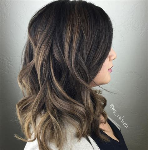 caramel balayage hair color newhairstylesformen2014 com how to add grey highlights to hair