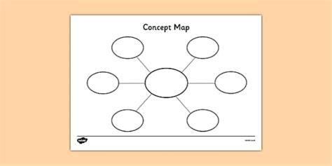 Concept Map Template Concept Maps Concept Map Template Concept Map Template