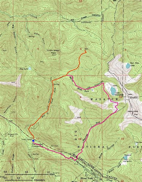 wasatch mountains map backcountry skiing in the wasatch mountains