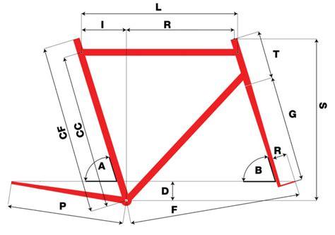 bicycle frame design geometry theoretical framebuilding custom bicycle framebuilding