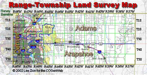 arapahoe county section 8 map of arapahoe county colorado my blog
