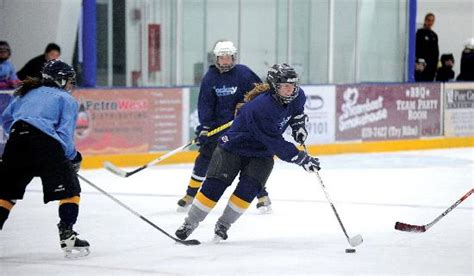 steamboat youth hockey tournament quot pushers quot are available for beginners in both kids and