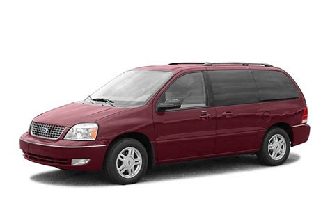 minivan ford 2006 ford freestar information