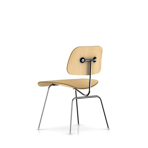 Eames Chair Dining Herman Miller Eames 174 Molded Plywood Dining Chair Metal Legs Gr Shop Canada