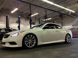 Infiniti G37 White Coupe For Sale 2010 Moonlight White G37s Coupe 6mt W Aero Ipl