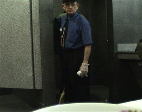 Mcdonald S Dining Room Attendant Offbeat Mcdonald S Bathroom Attendant