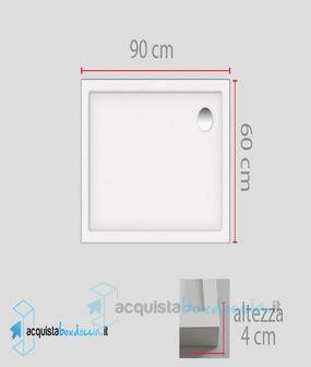 piatto doccia 65x120 vendita piatto doccia 60x90 cm altezza 4 cm