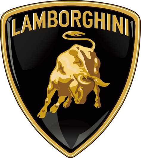 lamborghini symbol on car italian car brands companies and manufacturers car