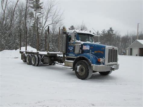 me trucks peterbilt logging trucks for sale used trucks on buysellsearch